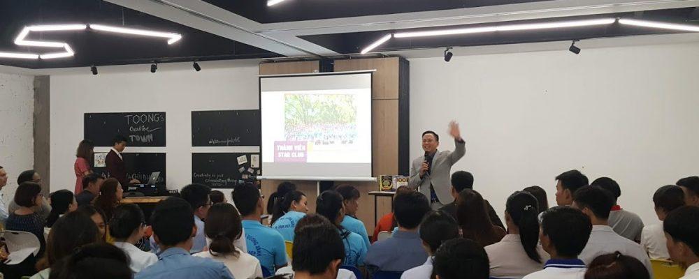 Nguyễn Tài Tuệ - đào tạo marketing bảo hiểm